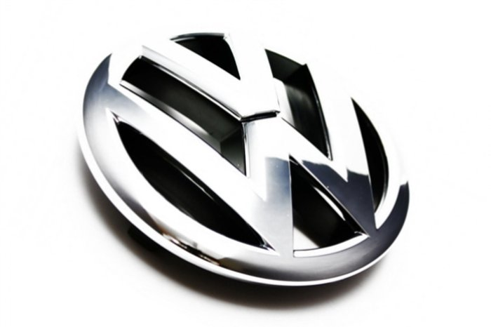 ЗНАК VW JETTA, 08.2014 - 01.2018 (хром/чорн.вст.), VOLKSWAGEN, 3G0853601BDPJ