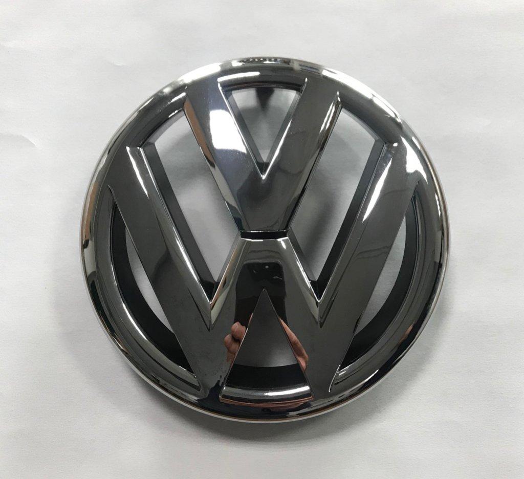 Эмблема VW JETTA, 07.2010 - 08.2014, VAG, 5C6853601ULM